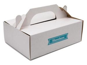 Food Delivery design Micropress - Scatola in cartone per cibo da asporto