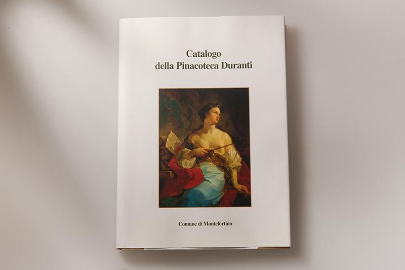 Legatoria - Copertina di catalogo d'arte