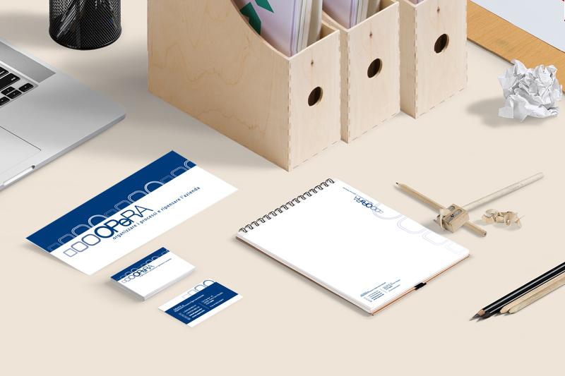 Progettazione grafica di immagine aziendale