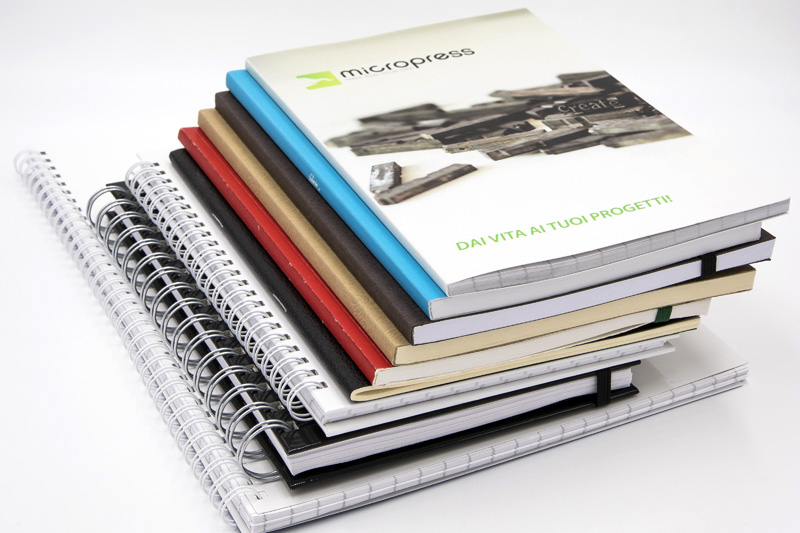 Taccuini e quaderni vari